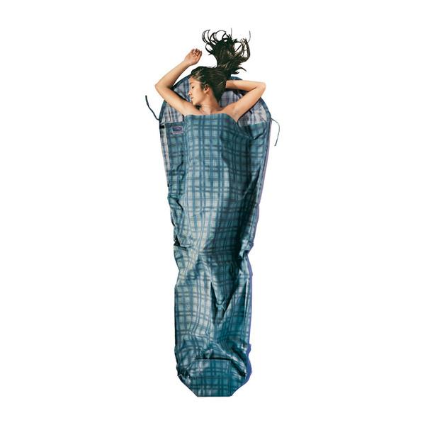 cocoon baumwollflanell schlafsack bei globetrotter ausr stung. Black Bedroom Furniture Sets. Home Design Ideas