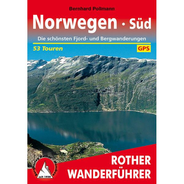 BVR NORWEGEN SÜD - Wanderführer