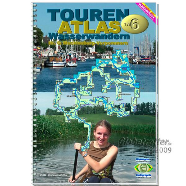 TourenAtlas 06 Mecklenburg-Vorpommern