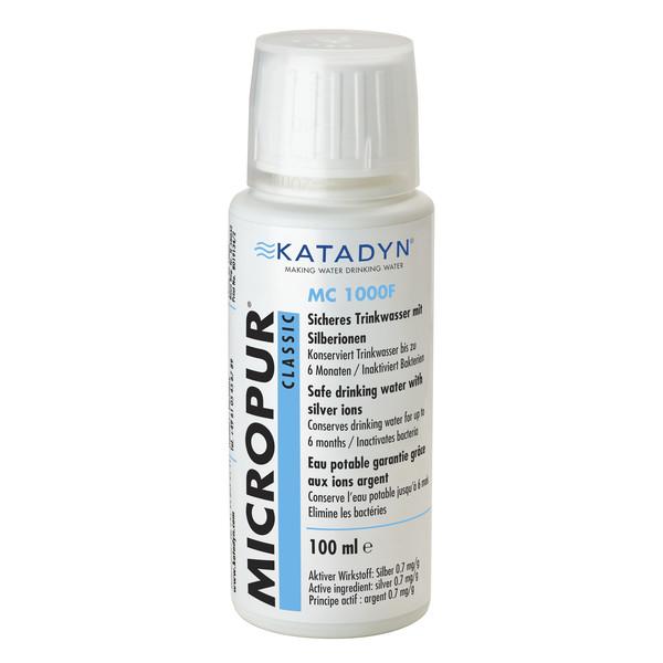 Katadyn Micropur Classic MC 1'000F - Trinkwasserfilter