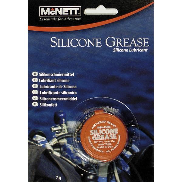 Mc Nett SILICONE GREASE - Reparaturbedarf