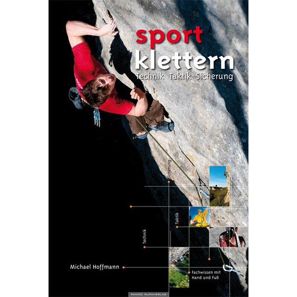 Lehrbuch Sportklettern