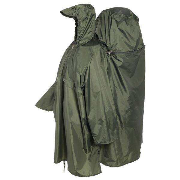 Kraxenponcho Backpack