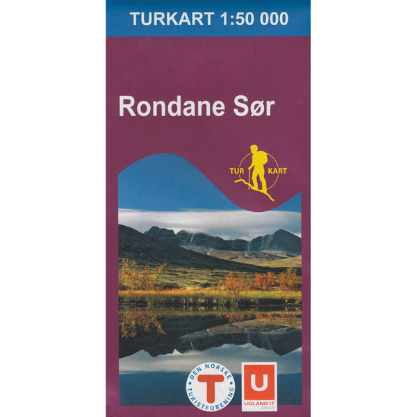 Turkart Rondane Süd 1:50T