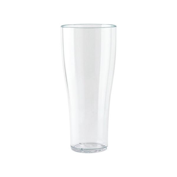 Polycarbonat Weizenbierglas