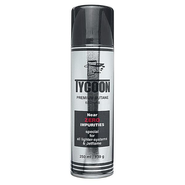 Tycoon FEUERZEUGGAS - - Gaskartusche