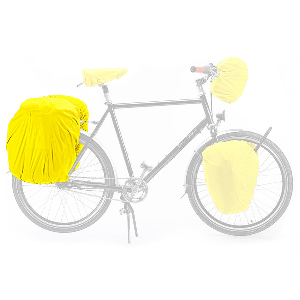 Radtaschen-Überzug