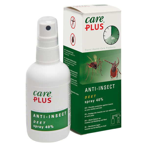 Care Plus DEET 40% Spray - Insektenschutz