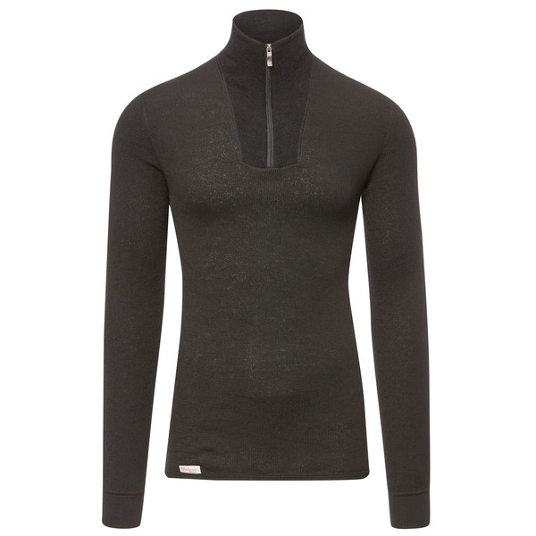 Woolpower Zip Turtleneck 200 Unisex - Funktionsshirt