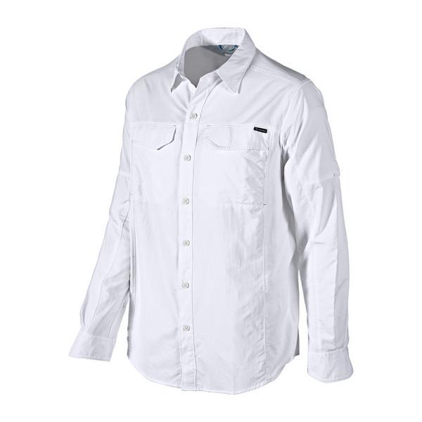 Columbia Silver Ridge L/S Shirt Männer - Outdoor Hemd