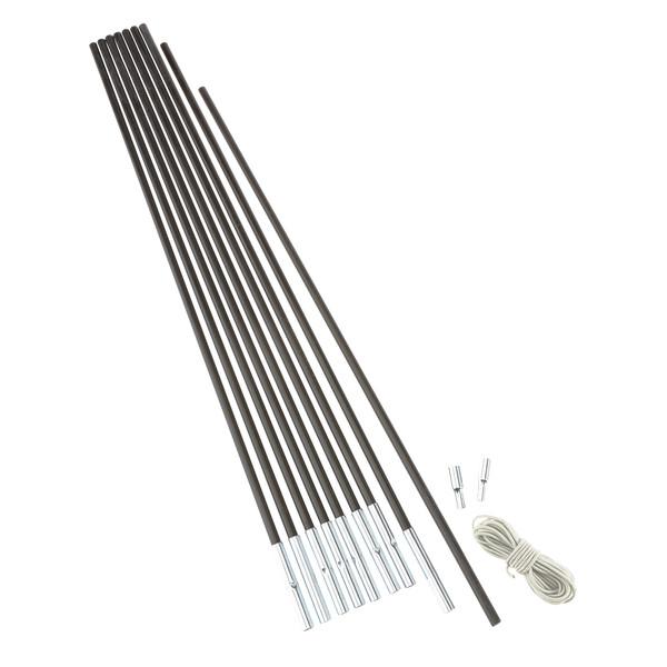 Outdoor International Fibreglass Pole Kit 8 - Zeltstangen
