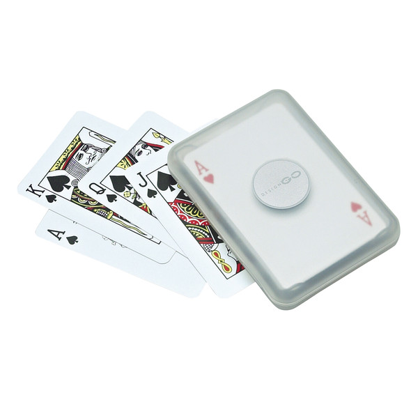 Design Go TRAVEL PLAYING CARDS - Reisespiele