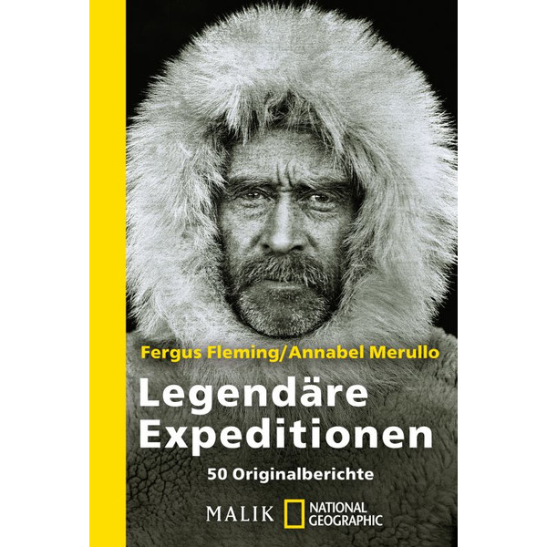 LEGENDÄRE EXPEDITIONEN - Reisebericht