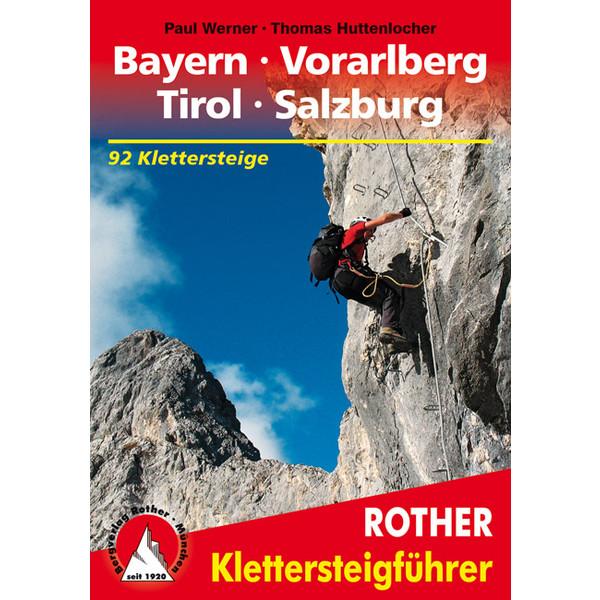 BvR Klettersteige Bayern,Vorarlberg