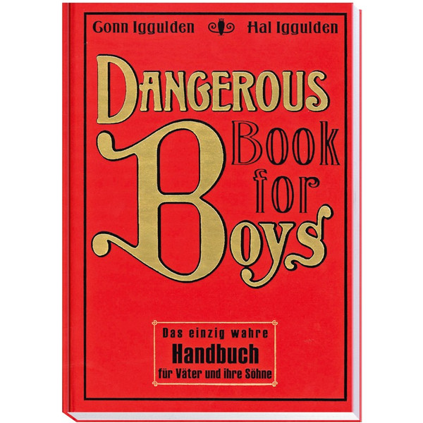 Dangerous Book for Boys Kinder