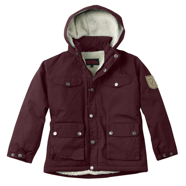Fjällräven Greenland Winter Jacke Kinder - Winterjacke