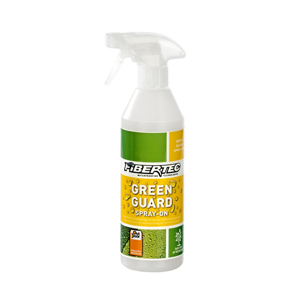 Fibertec Green Guard Spray on - Imprägniermittel