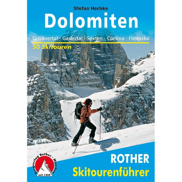 BvR Skitourenführer Dolomiten