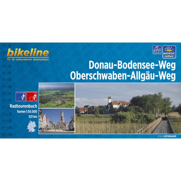 Bikeline Donau-Bodensee-Radweg