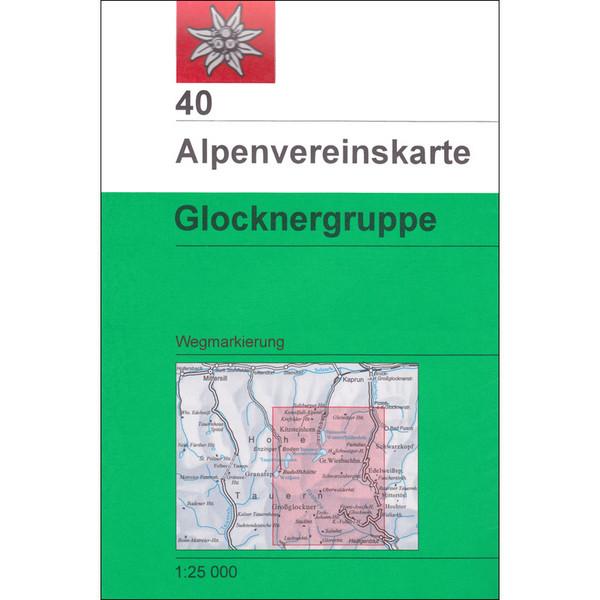 DAV 40 Glocknergruppe