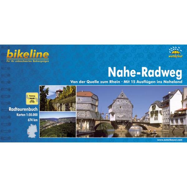 Bikeline Nahe-Radweg
