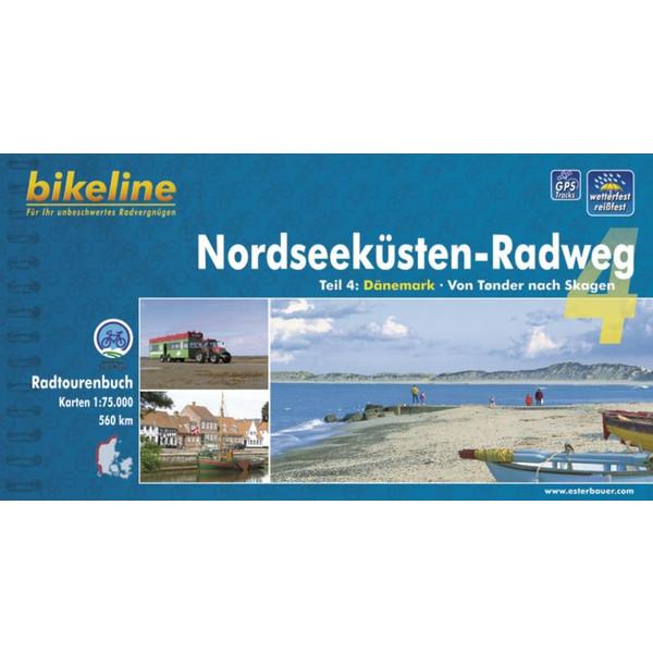 Bikeline Nordseeküsten-Radweg 4