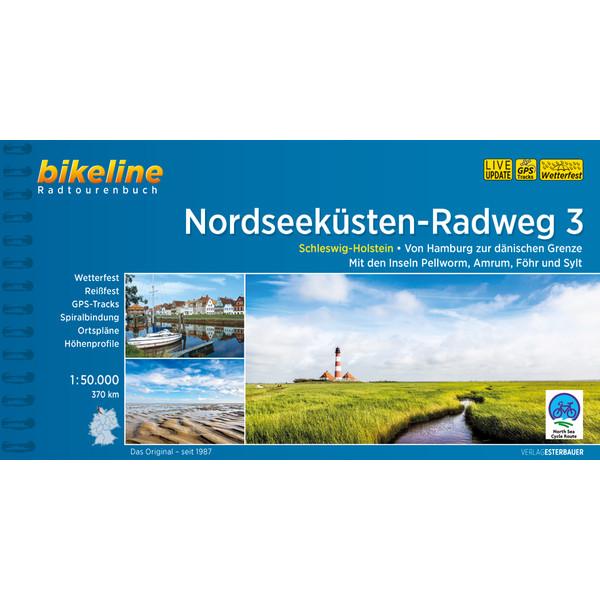 Bikeline Nordseeküsten-Radweg 3