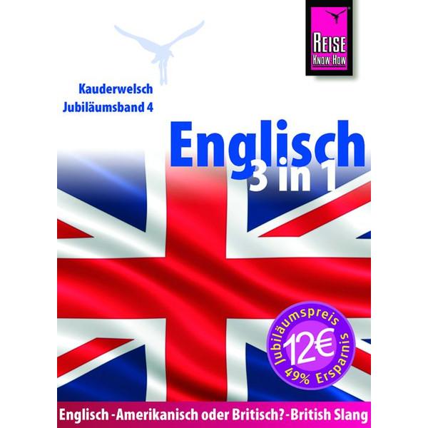 RKH Kauderwelsch Englisch 3 in 1