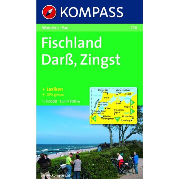 KOKA-736 Darß, Zingst, Fischland