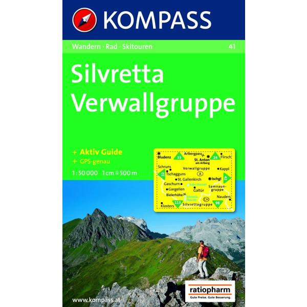 KOKA-41 Silvretta, Verwallgruppe