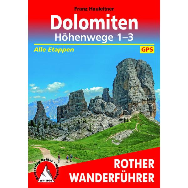 BvR Dolomiten Höhenwege 1-3