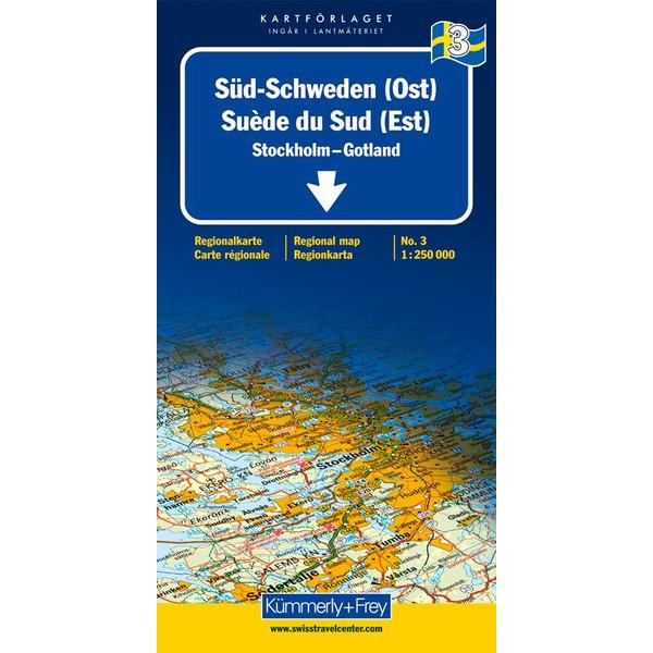 KuF Schweden 03 1 : 250 000