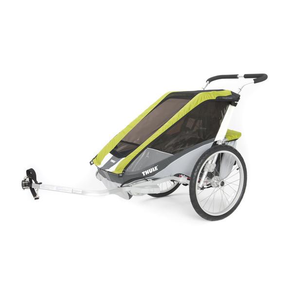 Chariot Cougar 2 avocado/grau/silber