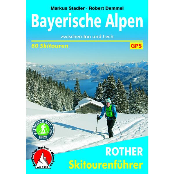 BvR Skitourenführer Bayerische Alpen