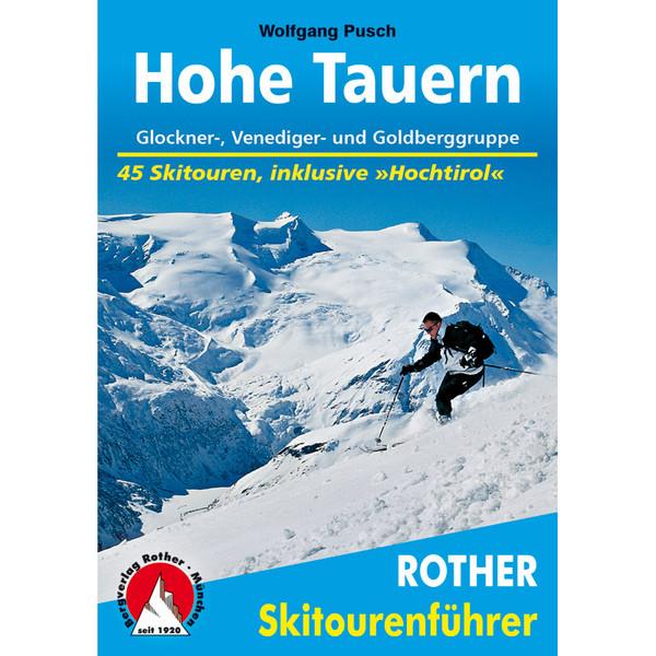 BvR Skitourenführer Hohe Tauern