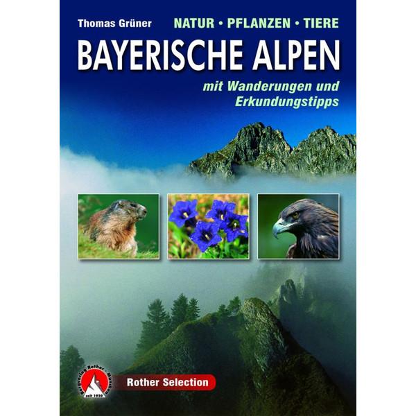 BvR Bayerische Alpen-Natur/Pflanzen/Tier