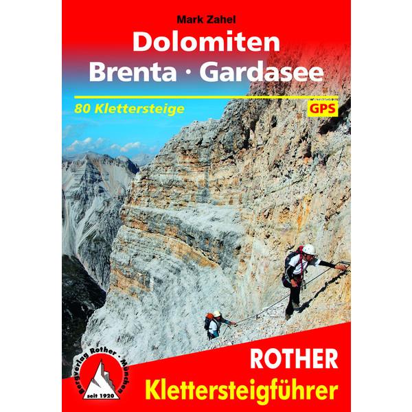 BvR Klettersteig Dolomiten,Brenta