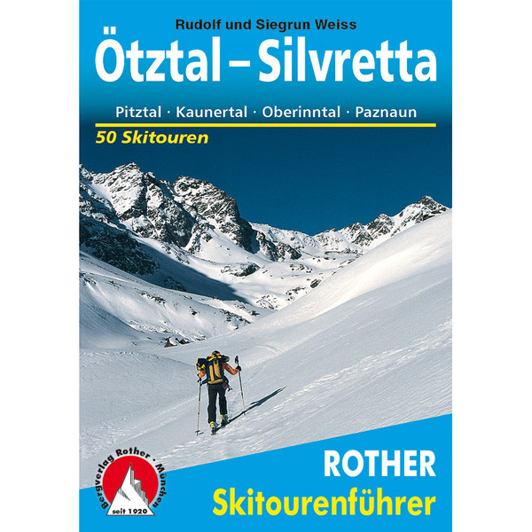 BvR Skitourenführer Ötztal - Silvretta
