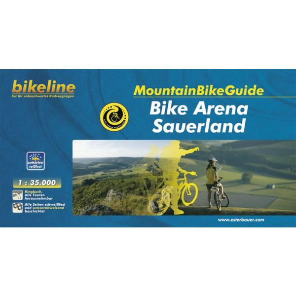Bikeline MountainBikeGuide Sauerland