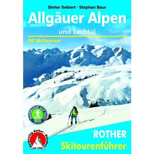 BvR Skitourenführer Allgäuer Alpen