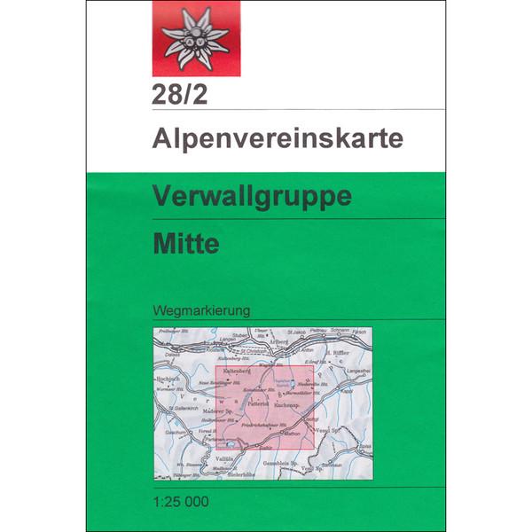 DAV 28/2 Verwallgruppe Mitte