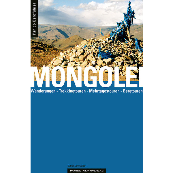 BERGFÜHRER MONGOLEI
