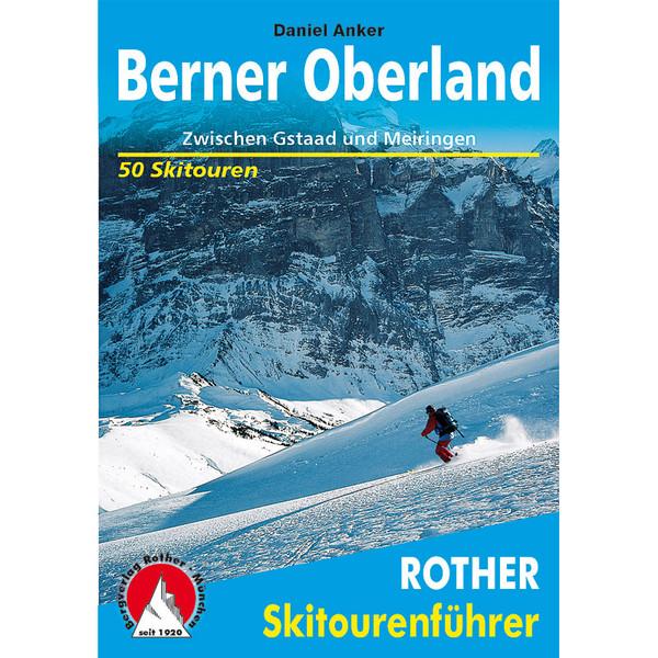 BvR Skitourenführer Berner Oberland
