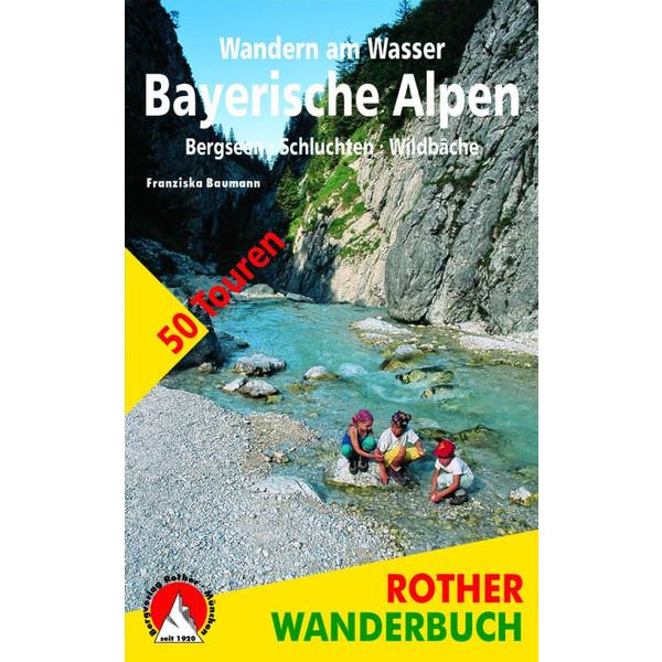 BvR Wandern am Wasser Bayerische Alpen