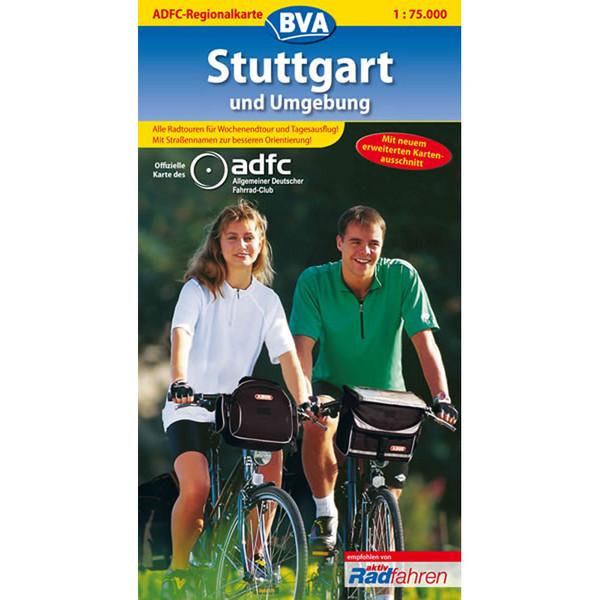 ADFC 1:75 000 Stuttgart und Umgebung
