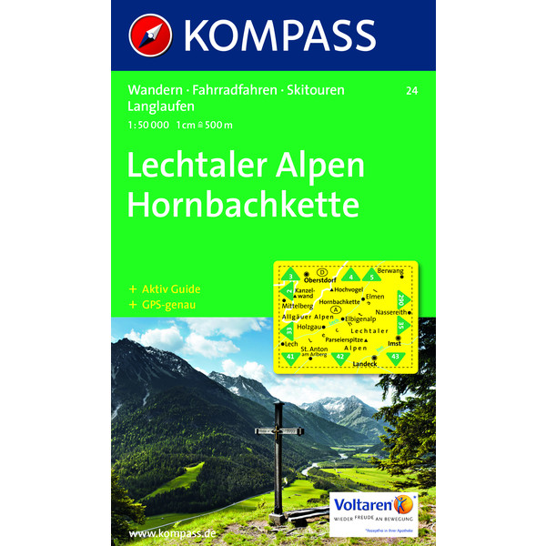 KOKA-24 Lechtaler Alpen