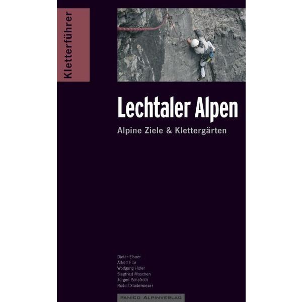 Kletterführer alpin Lechtal