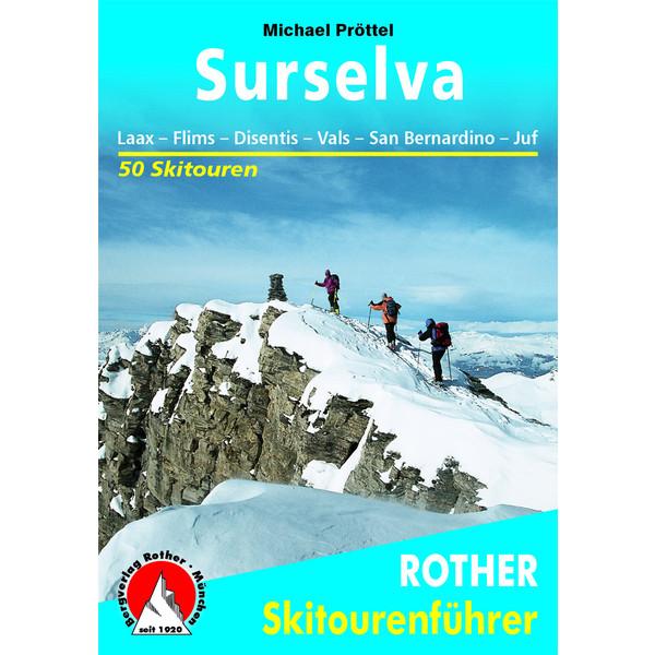 BvR Skitourenführer Surselva