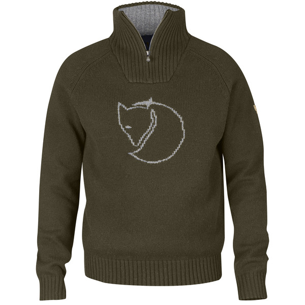 Red Fox Sweater