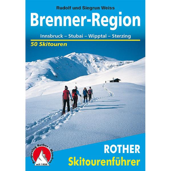 BvR Skitourenführer Brenner-Region